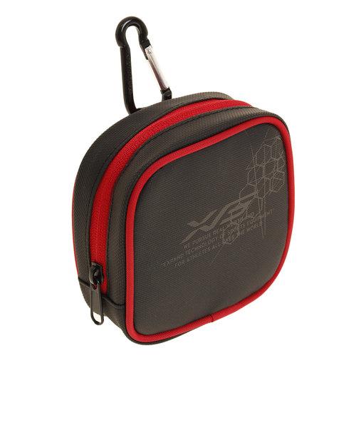 エックスティーエス(XTS)ボール 小物ケース 740G8KD1725RED 卓球
