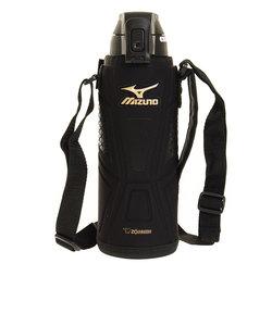 ミズノ(MIZUNO)水筒 1リットル 1L クールボトル SD-FX10-BA