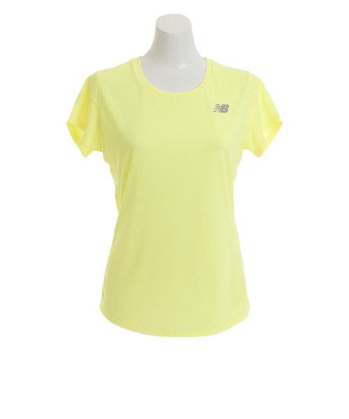 アクセレレイトショートスリーブTシャツ AWT73128SRY