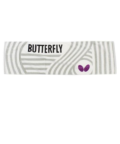 バタフライ(Butterfly)フレバル スポーツタオル 76270-271 卓球