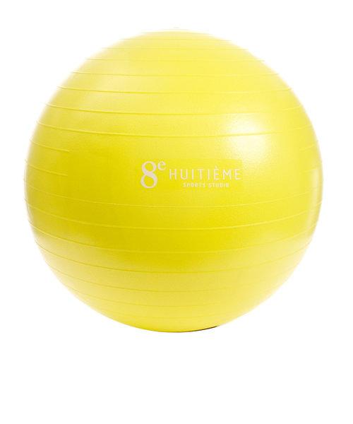 ウィッテム(HUITIEME)バランスボール 体幹 バランス エクササイズ インナーマッスル ジムボール 45cm グリーンフィットネス 耐荷重200kg