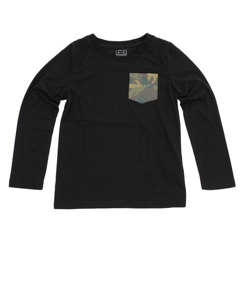 プリントロングTシャツ 865PA8CG2779 BLK オンライン価格