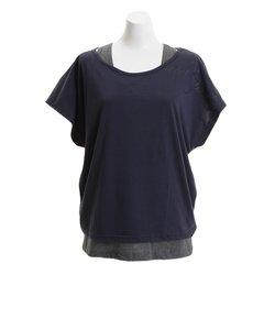 【オンライン限定特価】タンクトップ付Tシャツ HU18FCD821107 NVY