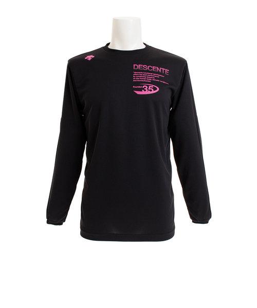 デサント(DESCENTE)Tシャツ 長袖 DOR-B8641X BMZ 【バレーボールウェア スポーツウェア】