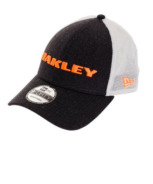 オークリー(OAKLEY)HEATHER NEW ERA キャップ 911523-6AC