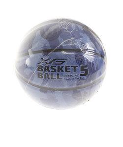 エックスティーエス(XTS)バスケットボール 5号球 (小学校用) ジュニア PU CAMO 781G8ZK1050 自主練