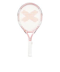 パシフィック(PACIFIC)ジュニア 硬式テニス ラケット X-COMP Jr 21 PCJ-9251 PNK ケース付 【国内正規品】
