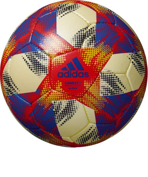 サッカーボール 5号球 (一般 大学 高校 中学校用) 検定球 コネクト19 グライダー AF504WR