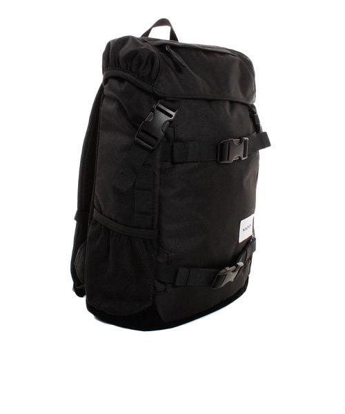 ニクソン(NIXON)スモールランドロック バックパック オールブラック NC2256001-00 オンライン価格