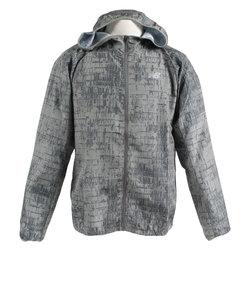 アクセレレイトグラフィックライトウインドジャケット 裏地無 JMJR9125MGN オンライン価格