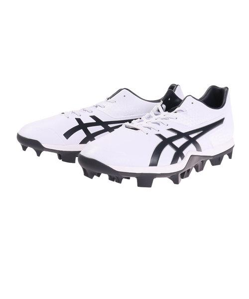 アシックス(ASICS)野球 スパイク スタッドソール 樹脂スタッド 一般 ジャパンスピード (JAPAN SPEED) 1121A015.100 白紺