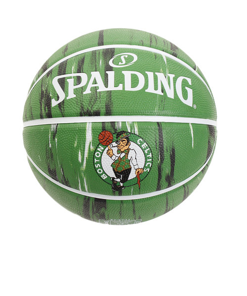 バスケットボール 7号球 (一般 大学 高校 中学校) 男子用 セルティック マーブル 83-932J