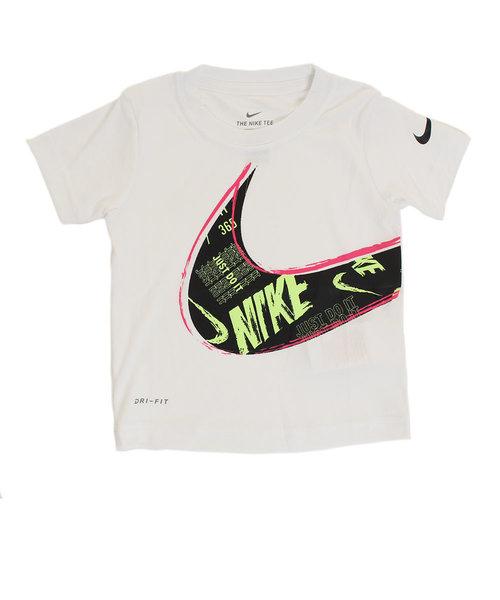 ジュニア MUDDY SWOOSH DRIS半袖Tシャツ 76E782-001 オンライン価格