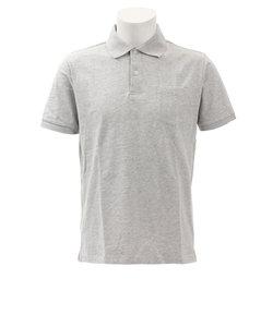 リブ襟天竺ポロシャツ 871PA9CD6360MGRY オンライン価格