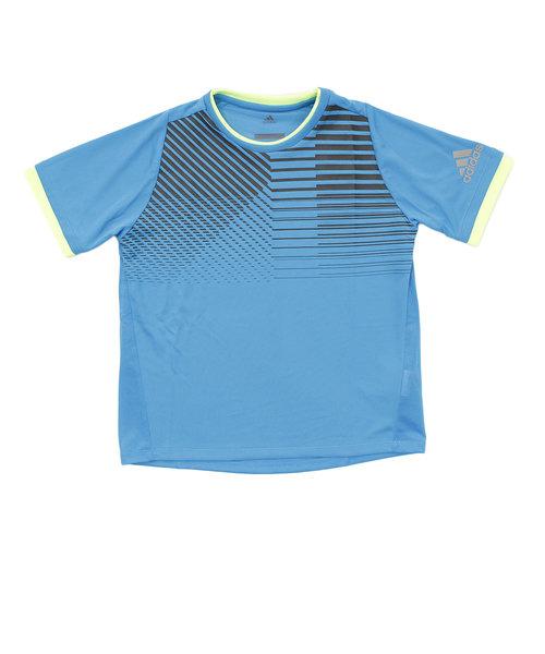 アディダス(adidas)B TRN CLIMACOOL グラフィック Tシャツ FTJ66-DU9777 オンライン価格
