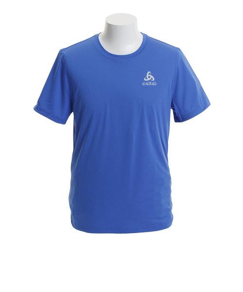 オドロ(ODLO)Ceramicool ELE 半袖シャツ 312652nebulas blue