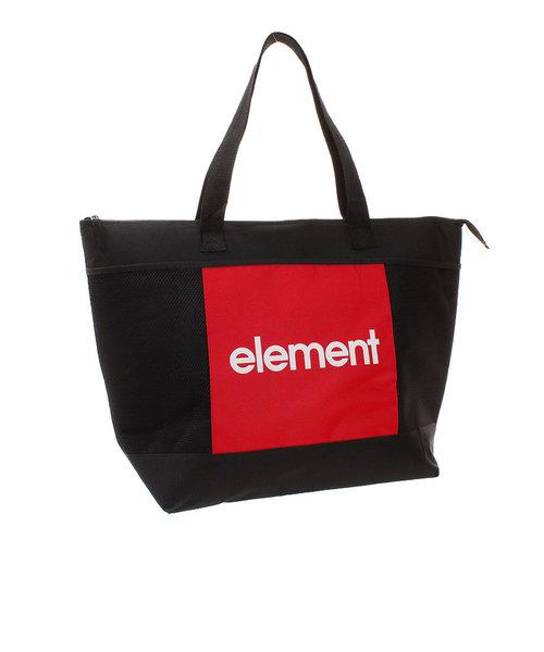 エレメント(ELEMENT)SKOOL ランチ トート クーラーバッグ AJ021988 BLK オンライン価格