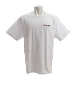 Tシャツ メンズ 半袖 BIG LOGO AJ021311 WHT オンライン価格
