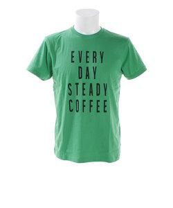 プリントTシャツ EVERY 871PA9BGI6357GRN オンライン価格