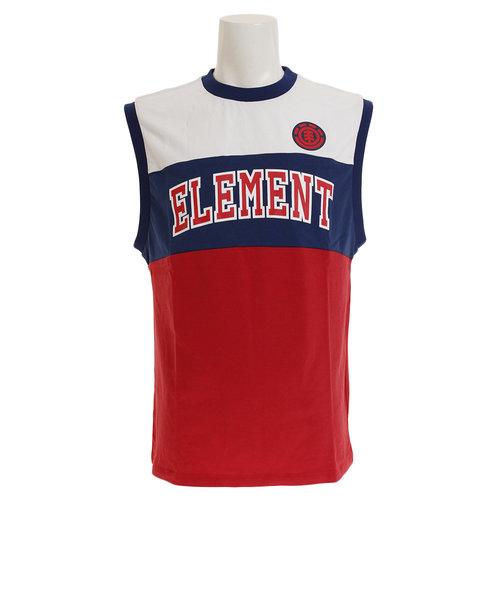 エレメント(ELEMENT)ROUND MESH MUSCLE タンクトップ AJ021356 MLT オンライン価格
