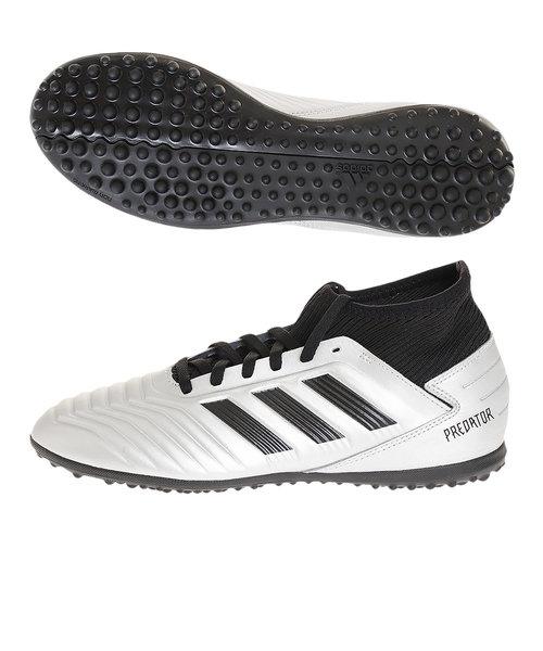 アディダス(adidas)サッカートレーニングシューズ ジュニア プレデター 19.3 TF J ターフグラウンド用 G25802   サッカーシューズ