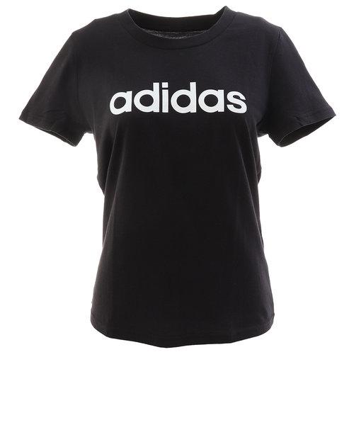 アディダス(adidas)Tシャツ 半袖 レディース リニア コットン FRU56-DP2361 母の日