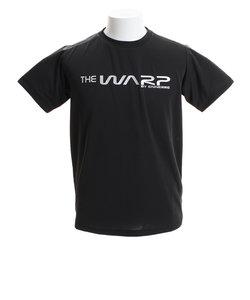 ザ・ワープ・バイ・エネーレ(The Warp By Ennerre)Tシャツ メンズ 半袖機能Tシャツ WB31JA31 BLK オンライン価格