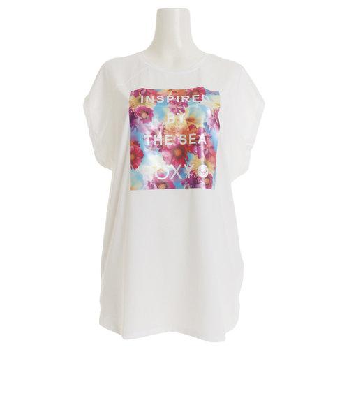 【オンライン限定特価】M/MIKA NINAGAWA SHORT SLEEVE 水陸両用 UVカット ラウンドテール Tシャツ 19SURST192501M…