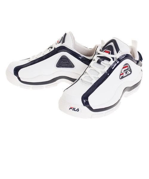スニーカー  グランドヒル ロウ F03160125 白 ホワイト オンライン価格
