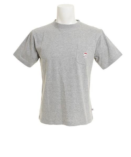 フィラ(FILA)ポケットTシャツ FM9619-21