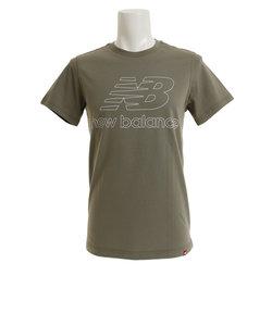 ニューバランス(new balance)ランディングTシャツ AMT81559CGN オンライン価格