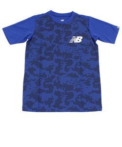 ニューバランス(new balance)カモスムースニット 半袖Tシャツ JJTP8878RYB オンライン価格