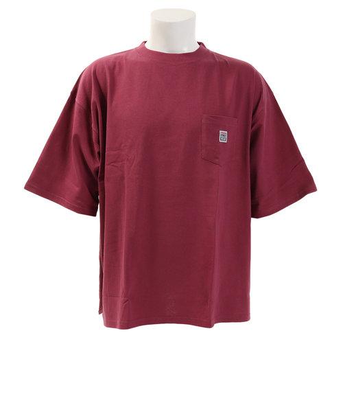 ヴィジョン(VISION)Tシャツ 半袖 胸ポケット付き BIG 9523117-74LAV オンライン価格