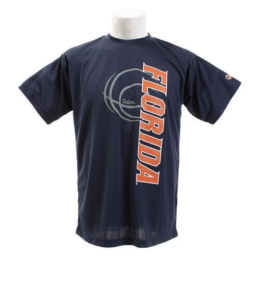 カレッジ(College)Tシャツ メンズ 半袖 カレッジバスケ フロリダ大学 【 バスケットボール ウェア 】