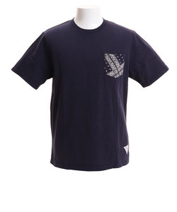 CHRISTIAN 24(CHRISTIAN 24)Tシャツ メンズ 天竺 半袖 CH2MS9015 NVY オンライン価格