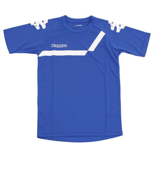 カッパ(Kappa)ボーイズ 半袖 Tシャツ KM8A2TS41S RB