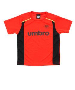 アンブロ(UMBRO)半袖機能プリントTシャツ UMJNJA61XB SRED オンライン価格