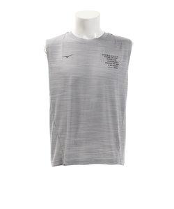 デュアリグ(DUARIG)Through PLUS クールノースリーブシャツ 863D9HD9265 LGRY オンライン価格