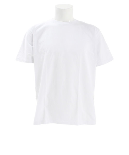 Tシャツ 半袖 BACK RVCA AJ041234 WHT オンライン価格