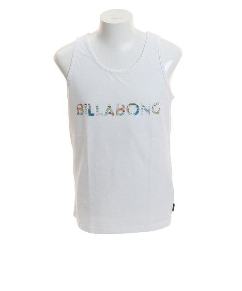 ビラボン(BILLABONG)UNITY LOGO タンクトップ AJ011350 WHT