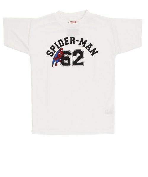 マーベル(MARVEL)MARVEL Tシャツ ジュニア 半袖 スパイダーマン DS0192009 【 バスケットボール ウェア 】
