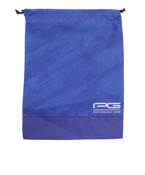 ピージー(PG)シューズ袋 760PG9ST1081 BLU