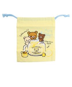 リラックマ(Rilakkuma)巾着 CU32801