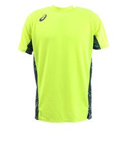 アシックス(ASICS)サッカー ウェア メンズ 半袖 Tシャツ AWCプラクティスショートスリーブトップ 2101A055.750