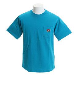 ベンデイビス(BEN DAVIS)Tシャツ メンズ 無地ベーシック ピスネーム ポケット 半袖 9580000-TUQ オンライン価格