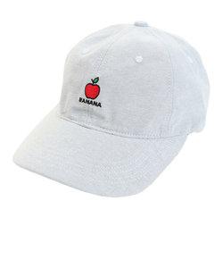 リネン刺繍キャップ BANANA 897PA9ST1714 LBLU