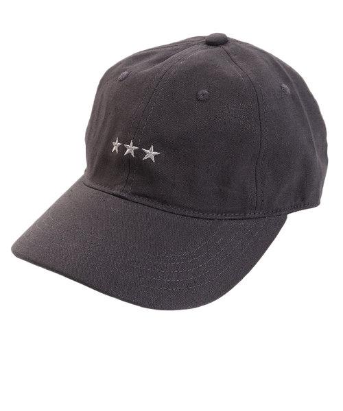 リネン刺繍キャップ 3Star 897PA9ST1741 CHC