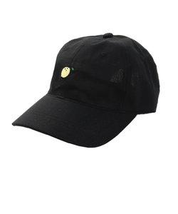 リネン刺繍キャップ sour 897PA9ST1759 BLK