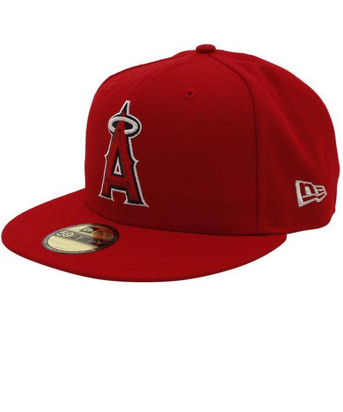 ニューエラ(NEW ERA)59FIFTY MLB オンフィールド ロサンゼルス・エンゼルス ゲーム 11449402