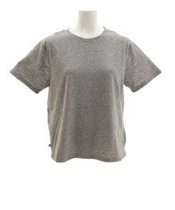 ニキータ(NIKITA)Tシャツ 半袖 SPLIT DECISIONS TOP CHA NJWTSPLCHA
